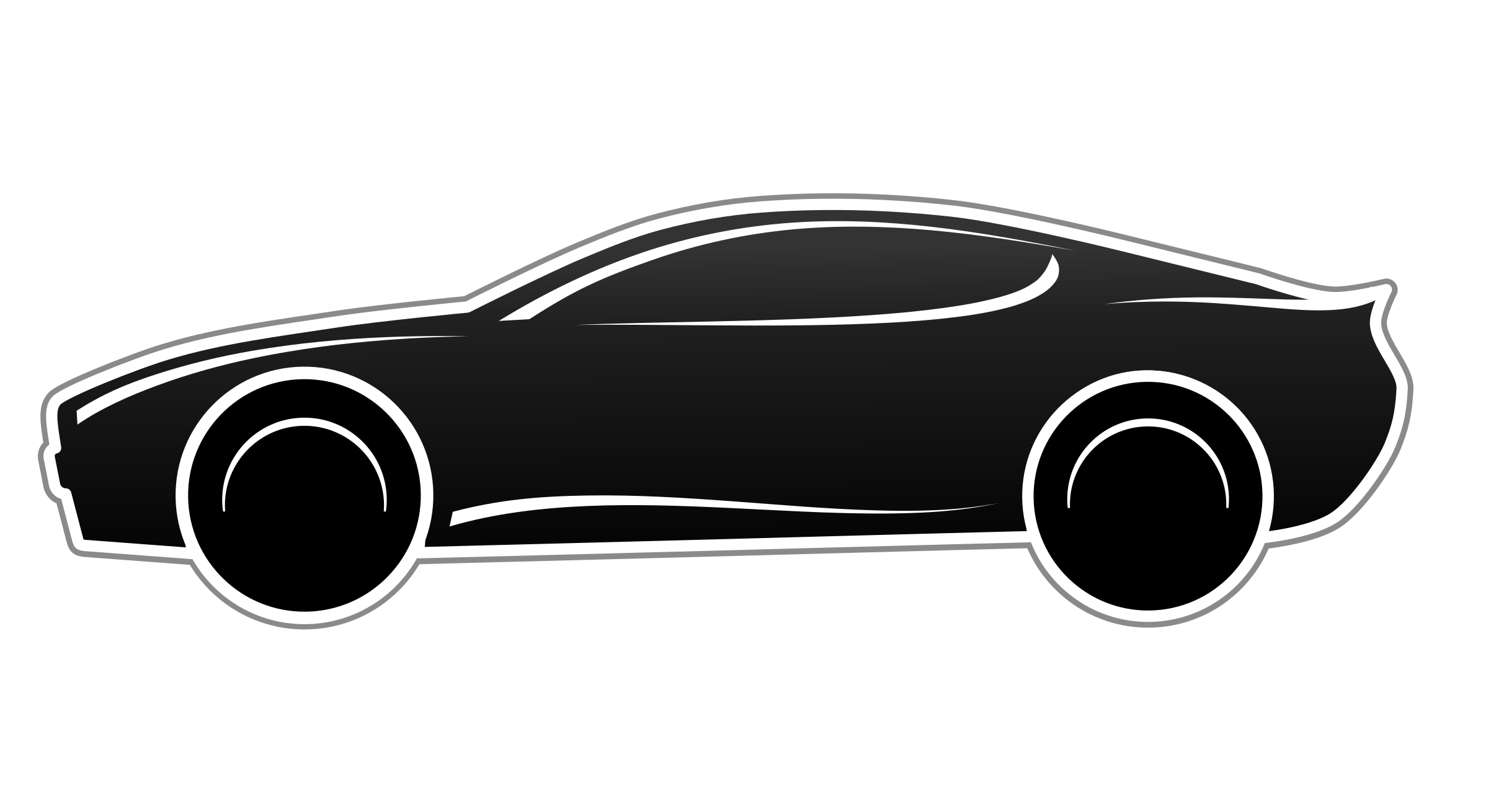 Ferrari clipart car outline 13 original